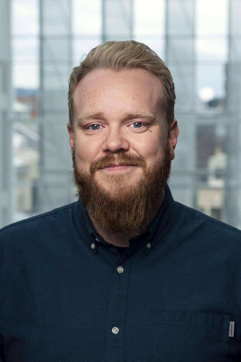 Portrett av Ole Andreas Vestrum