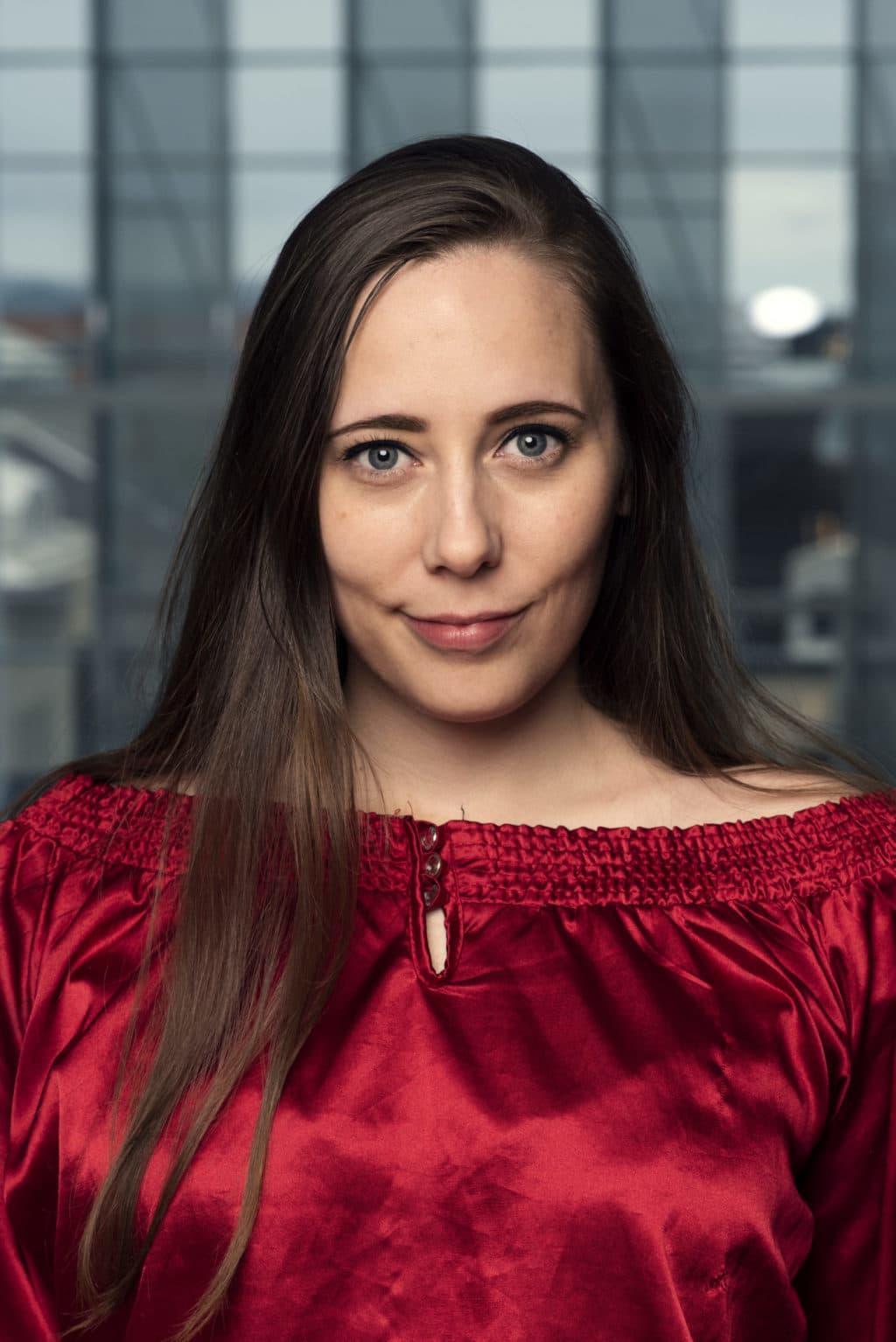 Portrett av Silje Selina Larsen Sandvik